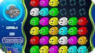 Игра Разноцветные рыбки