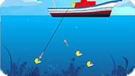 Игра Лови рыбу