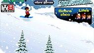 Игра Сноубордист