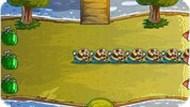 Игра Защити деревню