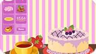 Игра Веселый торт