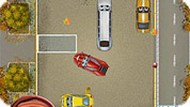 Игра Веселые машины