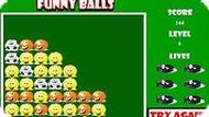 Игра Весёлые мячи