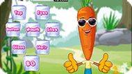 Игра Веселая морковка