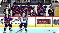 Игра Драка хоккеистов
