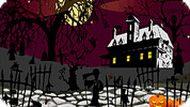 Игра Весёлый Хэллоуин