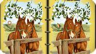 Игра Две лошади