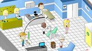 Игра Весёлая больница