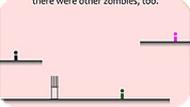 Игра Клетка для зомби
