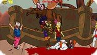 Игра Обезьяна убийца