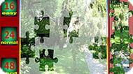 Игра Собери пейзаж