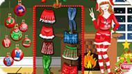 Игра Рождественская красавица