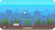 Игра Прыгающее животное