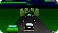 Игра Бешеное такси