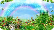 Игра Волшебная поляна