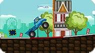 Игра Бешеные машины