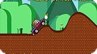 Игра Гонки Марио на машинах