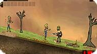 Игра Зомби-бункер