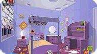 Игра Уборка детской комнаты