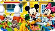 Игра Микки Маус и его друзья
