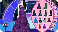 Игра Платье звезды