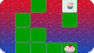 Игра Цветные пирожные