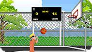 Игра Баскетбол Наруто