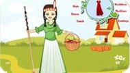 Игра Индейская девочка