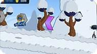 Игра Гонки на сноубордах
