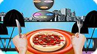 Игра Пицца от шеф повара