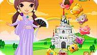 Игра Замок для девочки
