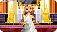 Игра Одевалка свадьба принцессы