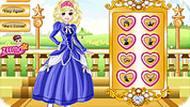 Игра Нарядное платье принцессы