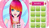Игра Радужный макияж