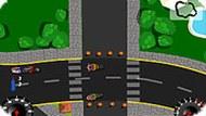 Игра Дорожные гонки
