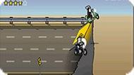 Игра Трюки на дороге