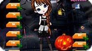 Девочка Хэллоуин