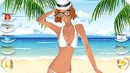 Игра Модный пляж