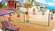 Игра Приколы на пляже