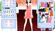 Игра Платье на свидание