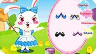 Игра Кролик-девочка