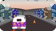 Игра Хиппи-микроавтобус