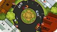 Игра Найдите парковку