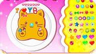 Игра Печенья животные