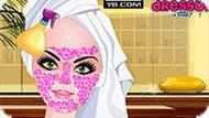 Игра Спа-салон для Барби