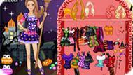 Игра Хэллоуин: Барби
