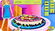 Игра Тортик от Барби