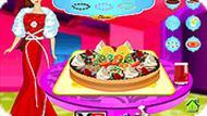 Тортик Барби
