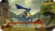 Игра Мотоцикл для Бэтмена