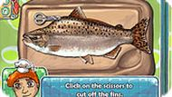 Игра Рыба на обед